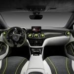 Das Interieur des Mercedes-Benz Concept Style Coupe