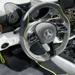 Cockpit des Mercedes-Benz Concept Style Coupe