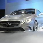 Mercedes-Benz Concept Style Coupe auf der Auto China