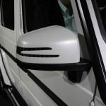 Due Aussenspiegel der Mercedes-Benz G-Klasse