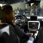 Der Innenraum der neuen Mercedes-Benz G-Klasse
