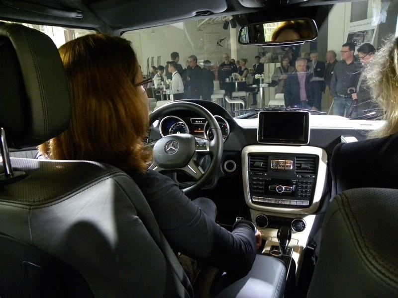 Mercedes Benz G Amg