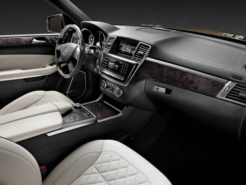 Armaturenbrett auto  Galerie: Mercedes-Benz GL Armaturenbrett | Bilder und Fotos