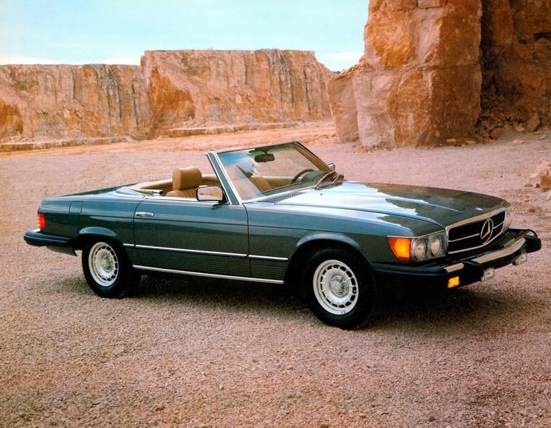 Galerie mercedes benz typ 380 sl bilder und fotos for Mercedes benz 380 sl