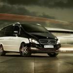 Der Mercedes-Benz Viano Vision Diamond als Showcar auf der Auto China 2012