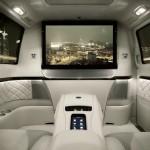 Das Innenleben des Mercedes-Benz Viano Vision Diamond