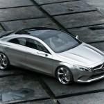 Das Mercedes-Benz Concept Style Coupe wird auf Auto China vorgestellt werden