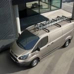 Der neue Ford Transit Custom 2012