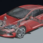 Der Opel Astra OPC und die Inneren Werte
