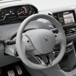 Cockpit des neuen Peugeot 208
