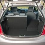 Der Kofferraum des neuen Peugeot 208 schluckt 285 Liter