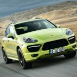 Porsche Cayenne GTS wird auf der Auto China Peking 2012 Weltpremiere feiern
