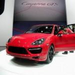 Der neue Porsche Cayenne GTS auf der Auto China 2012