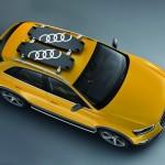 Der Audi Q3 jinlong yufeng in ein Fahrzeug für den chinesischen Markt