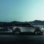 Range Rover Evoque Special Edition von der Seite