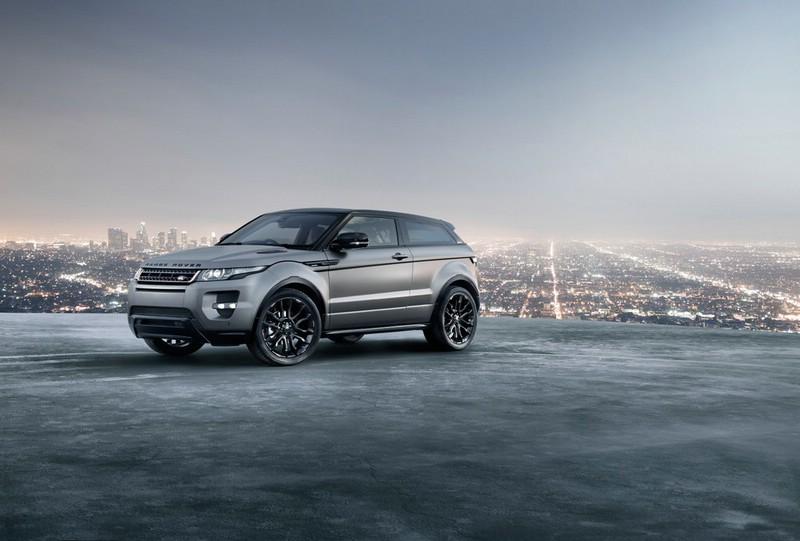 Der Range Rover Evoque Special Edition in ein auf 200 Stück limitiertes Sondermodell