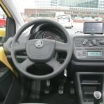 Cockpit des neuen Skoda Citigo