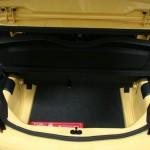 Kofferraum des Skoda Citigo