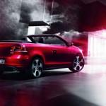 Volkswagen Golf GTI Cabriolet 2012 in der Heckansicht