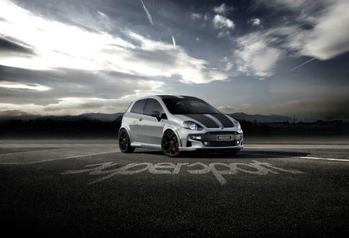Abarth Punto SuperSport mit 180 PS