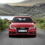 2012-er Audi A3 in der Frontansicht