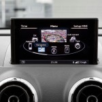 Das neue Bildschirm im Audi A3