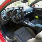 Der Innenraum des neuen Audi A3