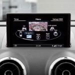 Das MMI-Navigationssystem im Audi A3