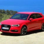 Der neue Audi A3 8V