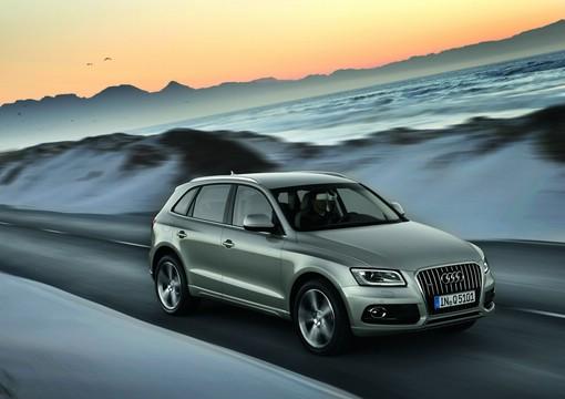 2012 Audi Q5 Facelift