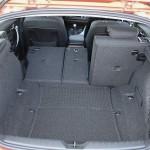 Kofferraum des BMW 1er 116d