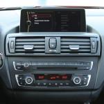 Das Navigationssystem im BMW 1er 116d F20