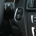 Start-Knopf im BMW 1er 116d F20