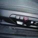 Die Memory-Funktion-Tasten im BMW 116d
