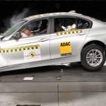 Der neue BMW 3er im Crashtest