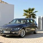Der neue BMW 3er F30 als Touring