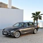 BMW 3er Touring 2012 in der Seitenansicht