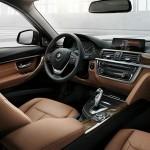 Cockpit des neuen BMW 3er Touring F35