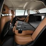 Die Lehnen des BMW 3er Touring lassen sich umklappen