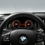BMW 7er Tacho, Rundinstrumente