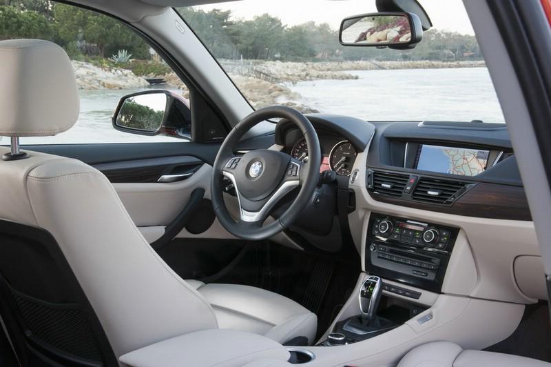 Interieur des neuen BMW X1
