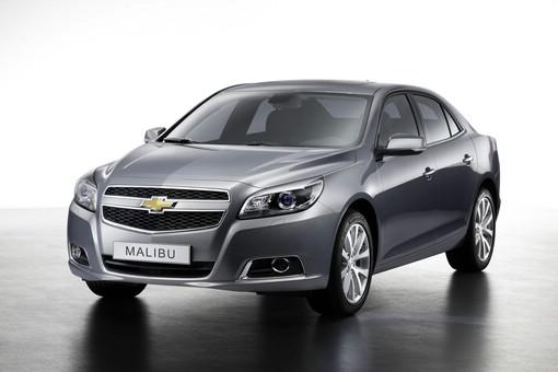 Der neue Chevrolet Malibu kommt im Juli 2012