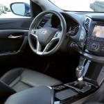 Cockpit des Hyundai i40
