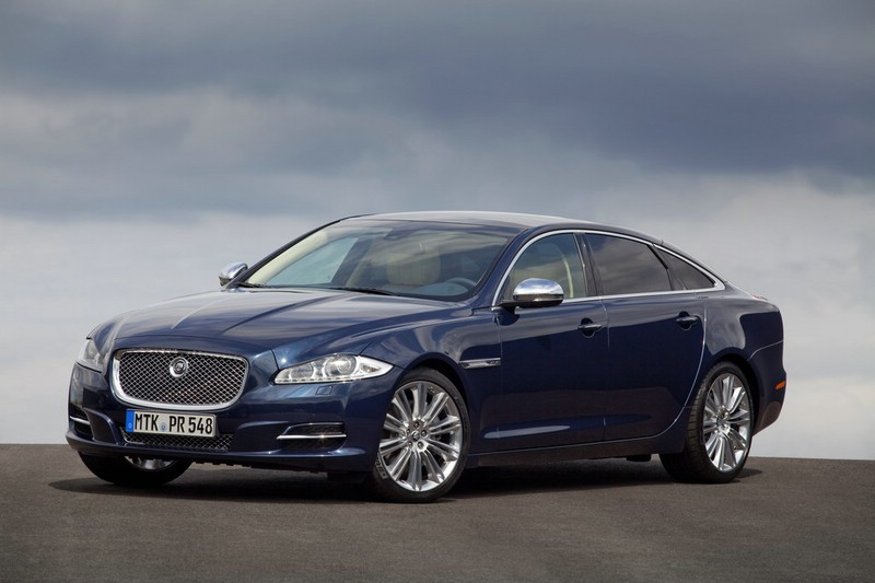 Sondermodell Jaguar XJ Diamond Edition