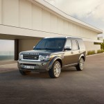 Der neue Land Rover Discovery HSE Luxury Edition