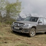 2012 Mercedes-Benz 220 GLK 4Matic Blue Efficiency