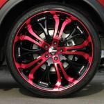 Senner Tuning: Die Felgen des Nissan Juke