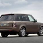 Das neue Range Rover Sondermodell Westminster