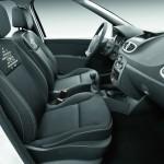 Das Renault Clio GPS Interieur