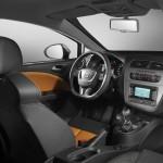 Der Innenraum des Seat Leon FR